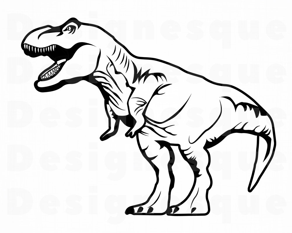 Collection of T rex clipart | Free download best T rex ...