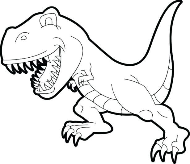 615x532 t rex dinosaur drawing he cute t rex dinosaur drawing