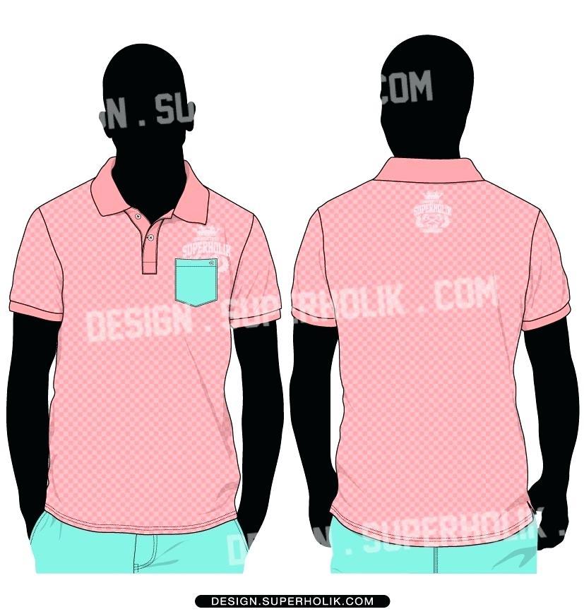 827x870 White T Shirt Design Template Drawing Corel Draw