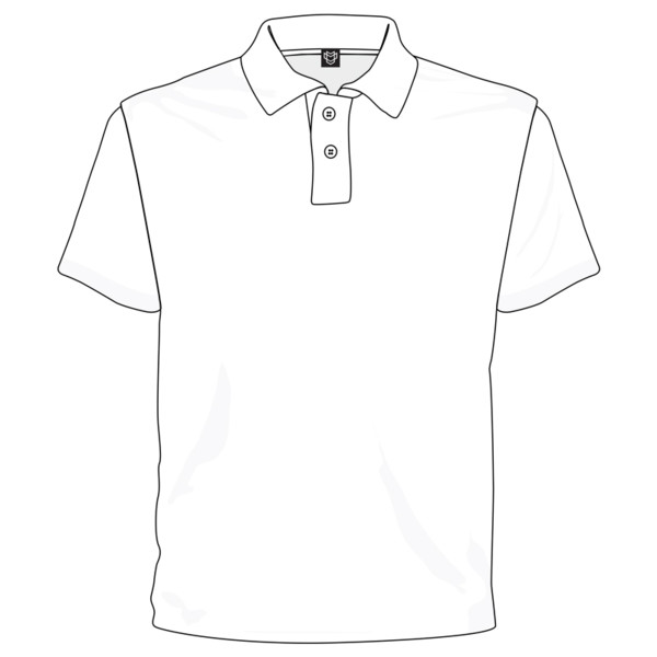600x600 Collection Of 'polo Shirts Drawing' Download More Than Images