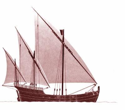 400x353 caravela latina sailing ships sailing ships, ship, sailing