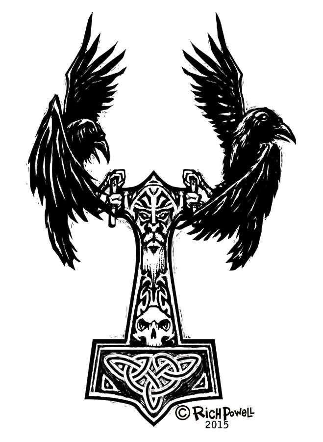 659x900 viking raven tattoo amazing ltbgtnorse raven tattooltgt designs