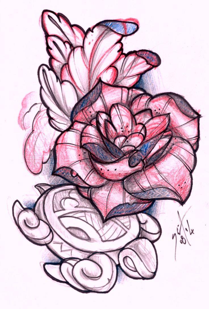 736x1087 New Tattoo Ideas Tattoo Designs, Tattoo Drawings