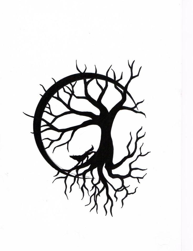 736x958 Small Tree Of Life Tattoo Ideas