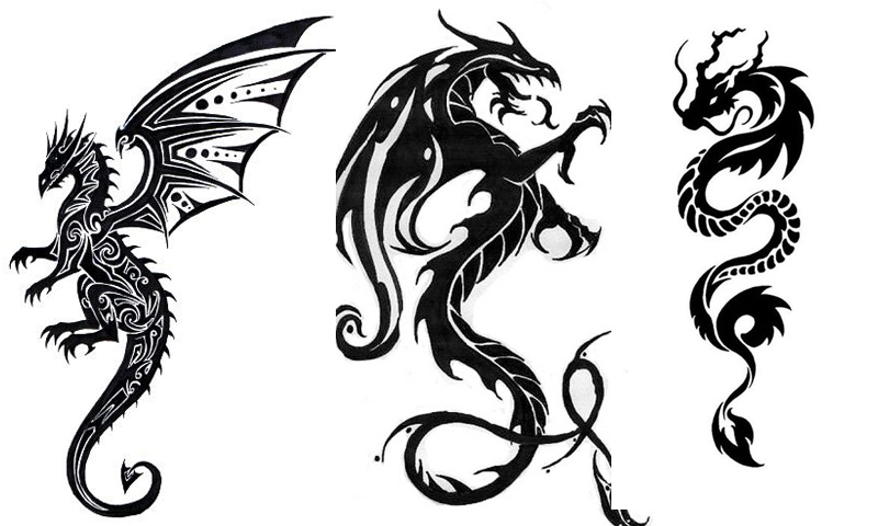 800x480 Dragon Tattoo Designs Appstore For Android