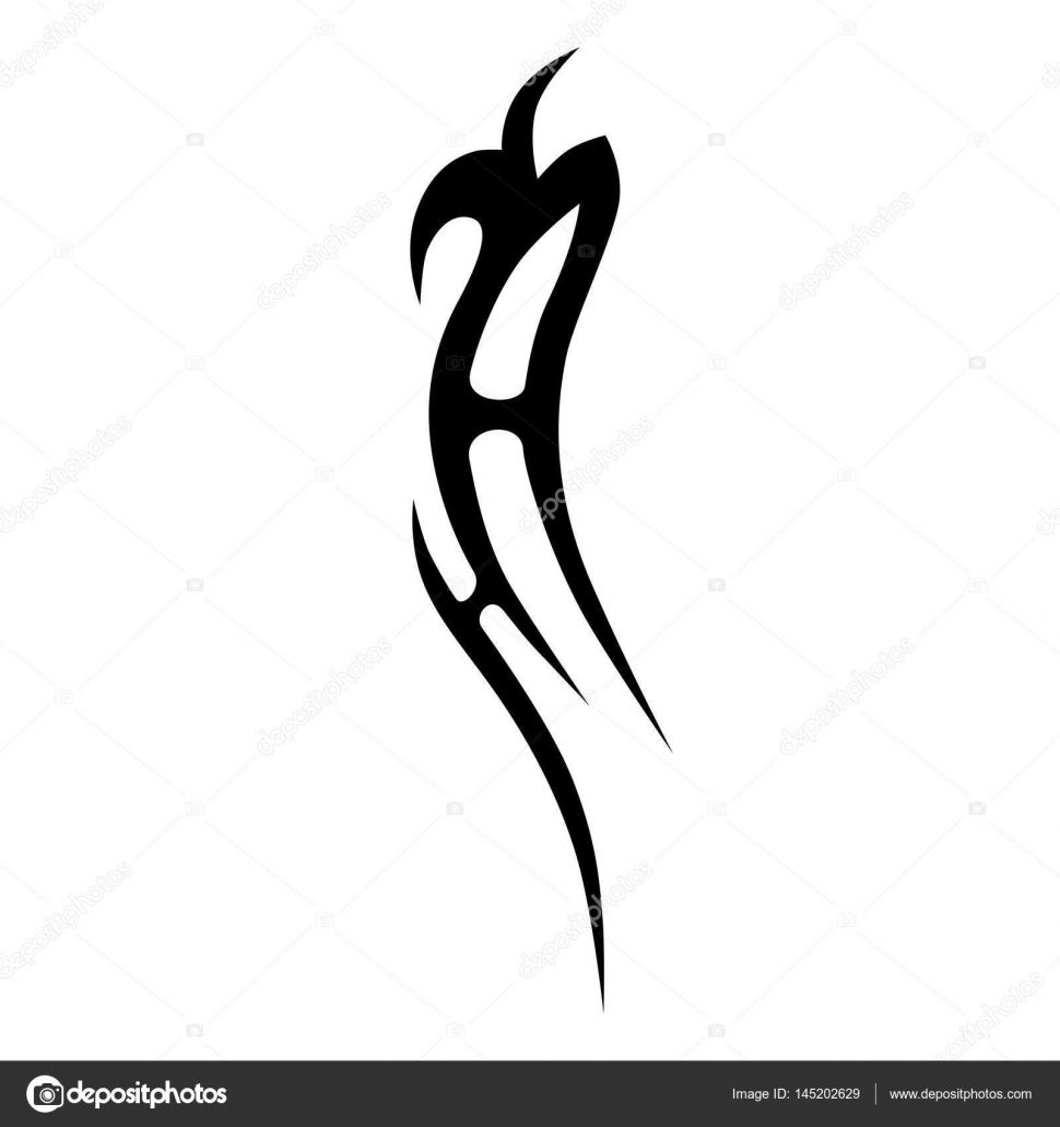 970x1031 Tattoos Tribal Tattoo Vector Engaging Easy To Draw Tribal