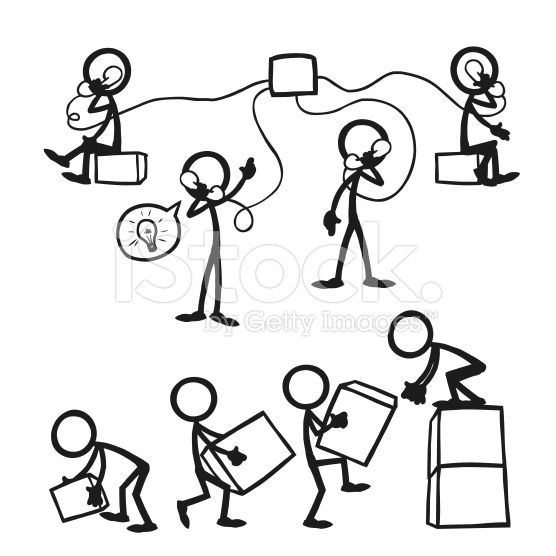Teamwork Drawing