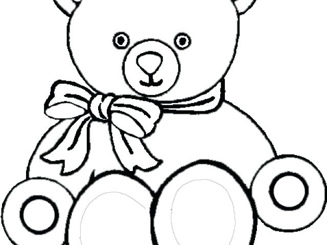 640x480 teddy bear to draw teddy bear draw x teddy bear drawing colour