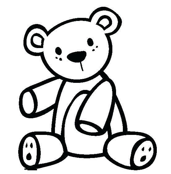 554x565 Simple Bear Drawing Simple Teddy Bear Drawing Beautiful Best Teddy