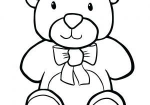 300x210 teddy bear drawing for kids teddy bear drawing easy teddy bear