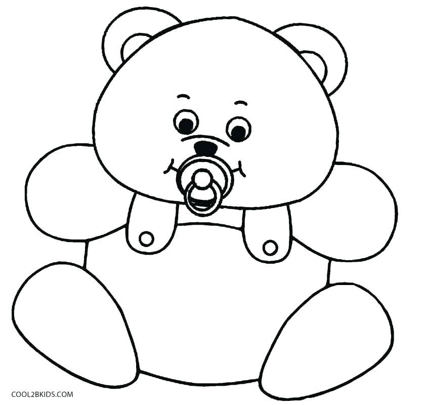 838x800 bear printable polar bear printable coloring pages polar bear line