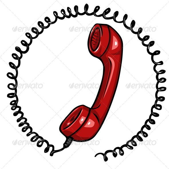 590x590 Design Phone Icon, Telephone Drawing