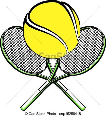 430x470 Up Close Tennis Racket Drawings