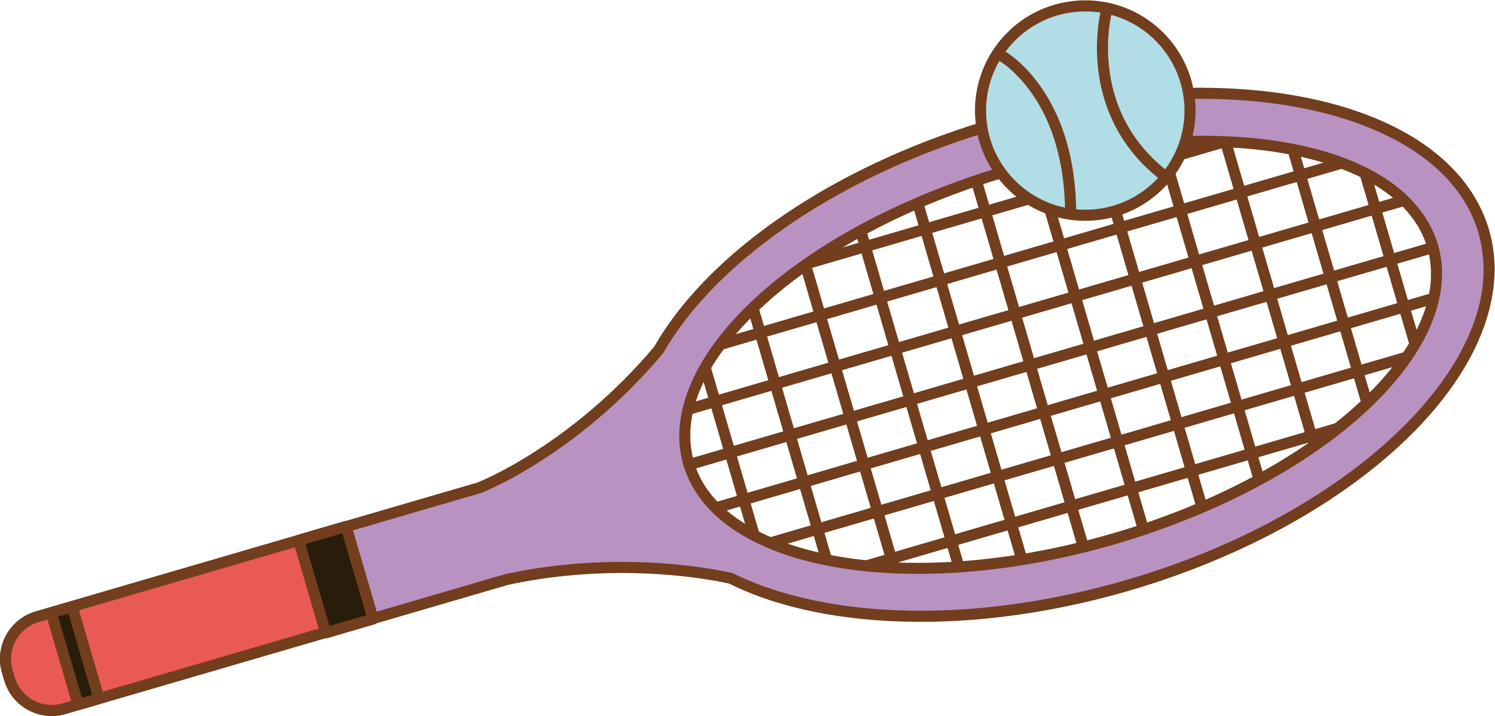 Tennis Drawing Images