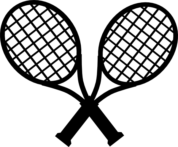 600x494 Collection Of Free Tennis Drawing Vector Art Download On Ui Ex