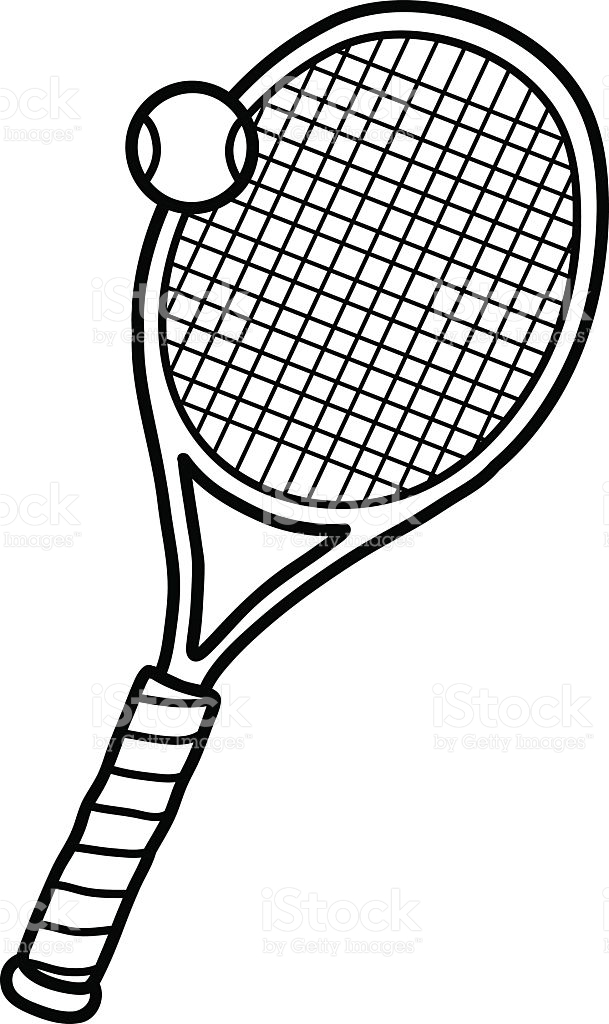 609x1024 Tennis Ball Clipart Drawing