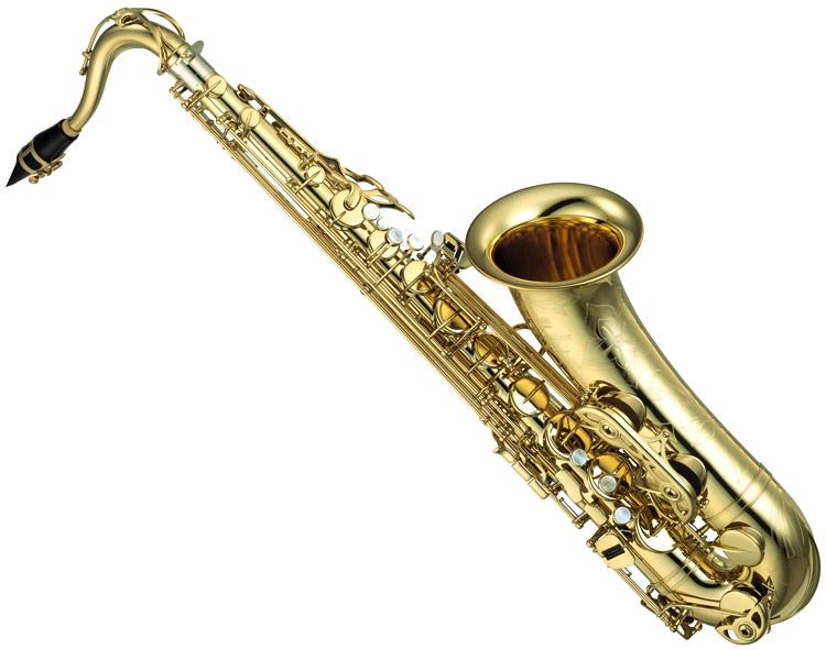 Tenor Saxophone Drawing