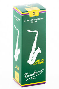 200x300 Boxes Of Tenor Saxophone Java Reeds