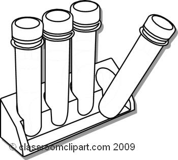350x314 Test Tube Clipart Black And White