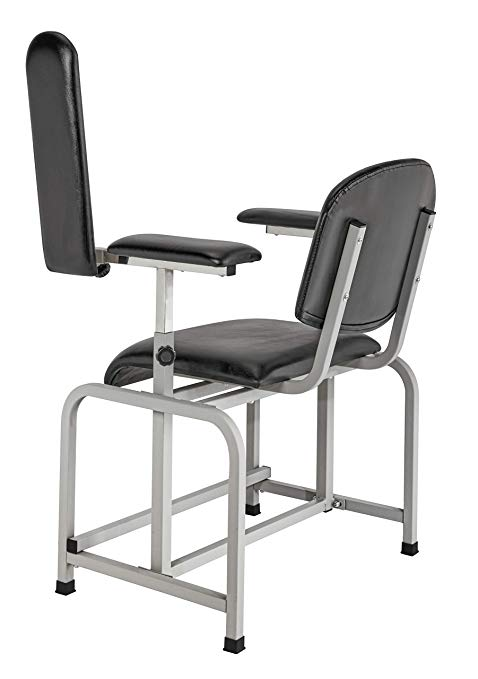 478x679 Adirmed Padded Blood Drawing Chair
