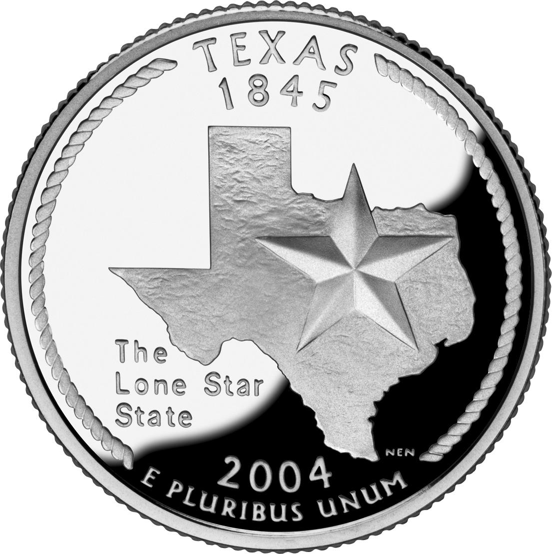 Texas Star Drawing
