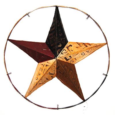 400x400 Metal Star