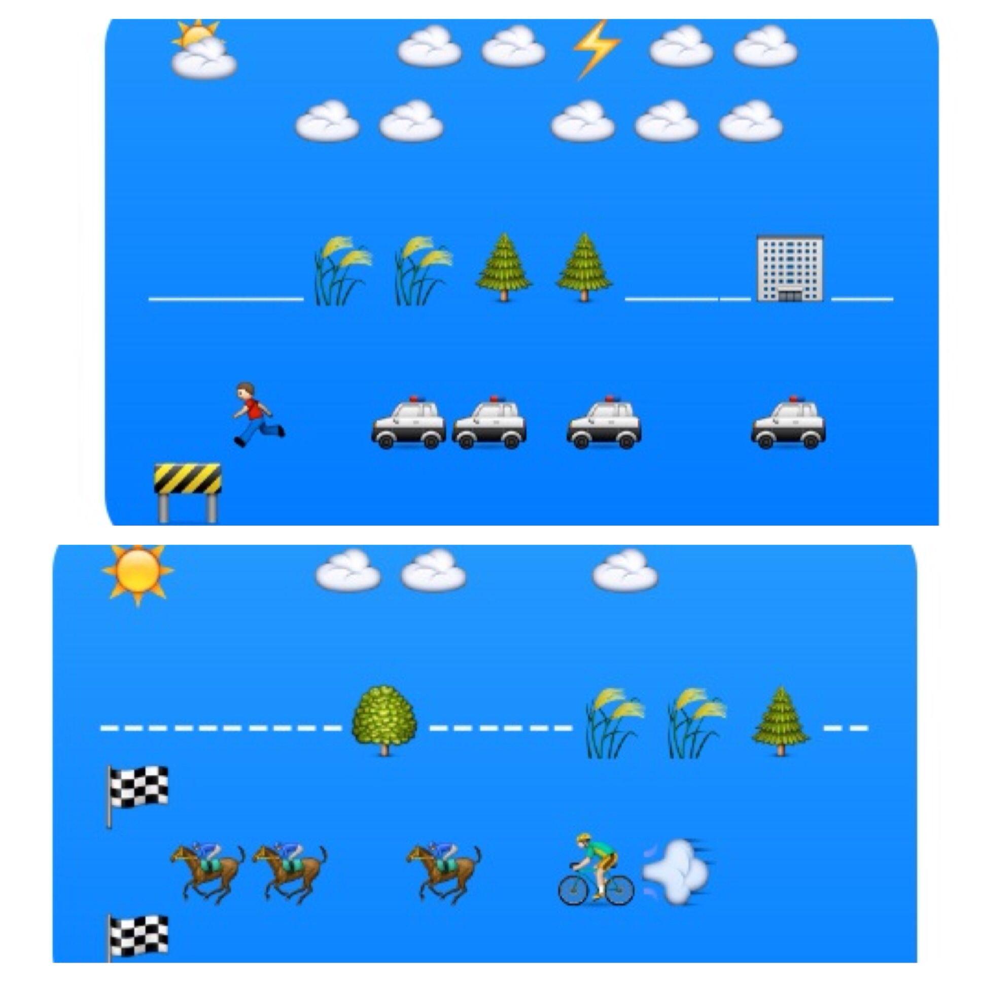 1936x1936 emoji art random emoji texts, text pictures, funny emoji messages