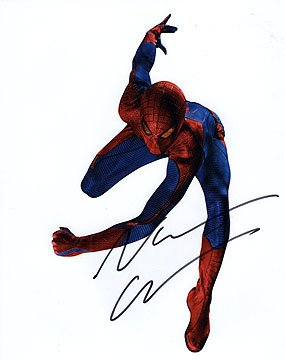 The Amazing Spider Man Drawing