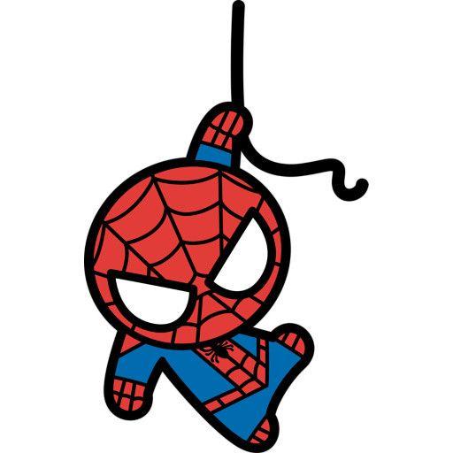 512x512 Simply Superheroes