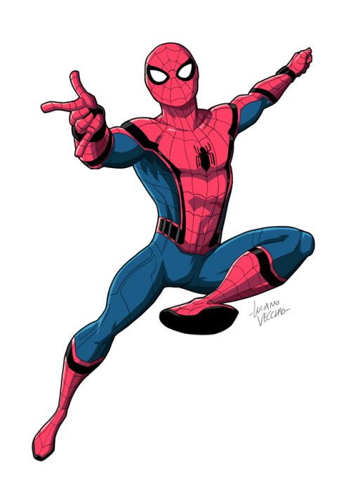 500x707 Spider Man Homecoming