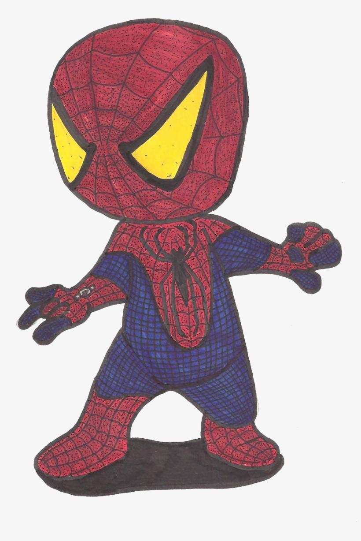 820x1227 The Amazing Chibi Spider