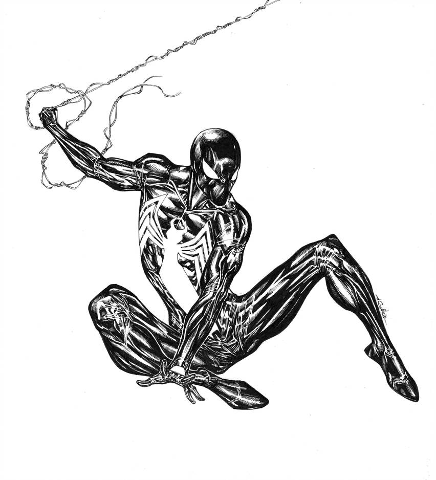 852x938 The Amazing Spider Man