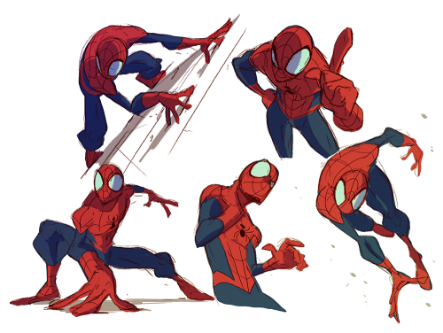 500x376 That Guy I Draw For Work Character Designs Spiderman Art