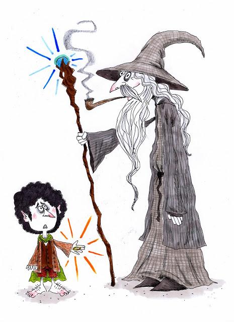 The Hobbit Drawings Free Download Best The Hobbit Drawings