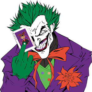 300x300 Collection Of Free Symbol Drawing Joker Download On Ui Ex