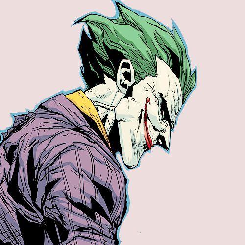 500x500 Joker Comic