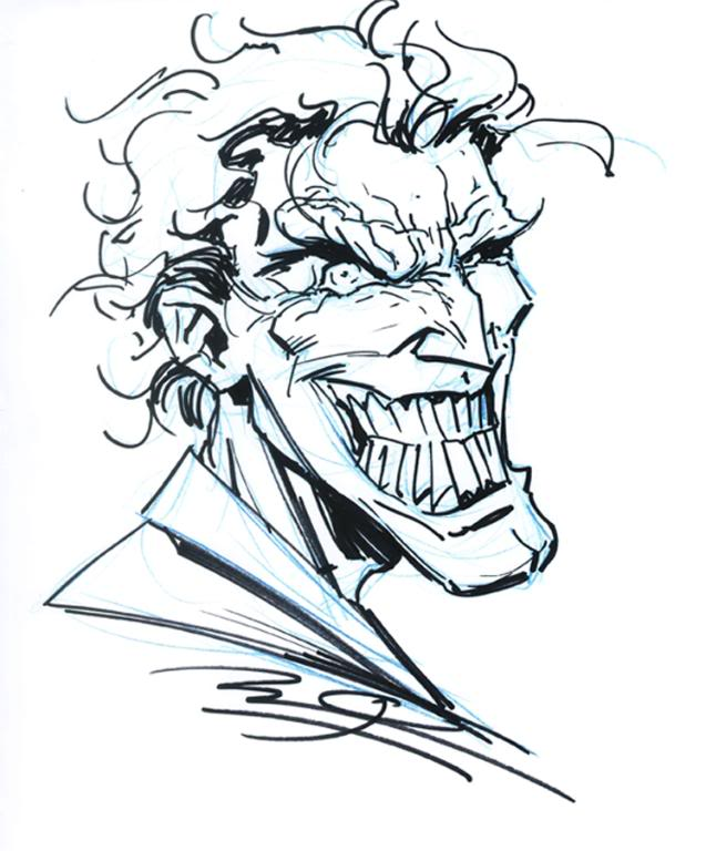 637x768 Joker Comic Sketch Pictures, Images Photos Photobucket