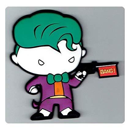 425x425 Dc Comics Chibi Joker Mega Mega Magnet Toys Games
