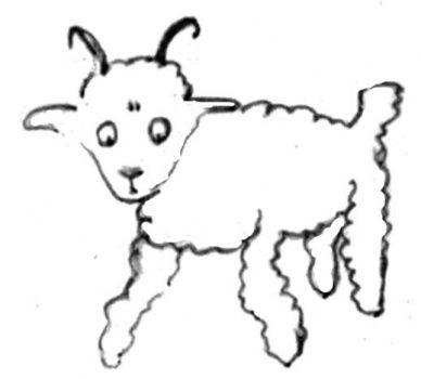 388x350 sheep from the little prince craft inspirations little prince