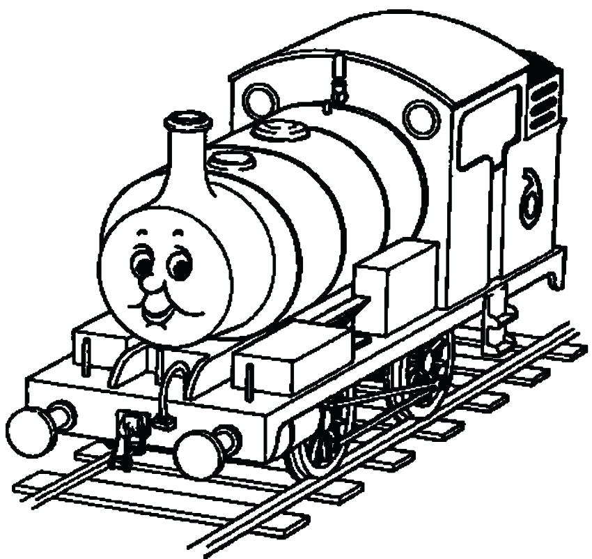 850x802 thomas the train coloring the train coloring pages train drawing