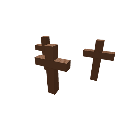 Three Crosses Drawing