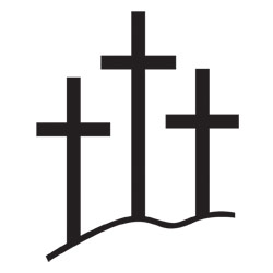 Three Crosses Drawing Free Download Best Three Crosses