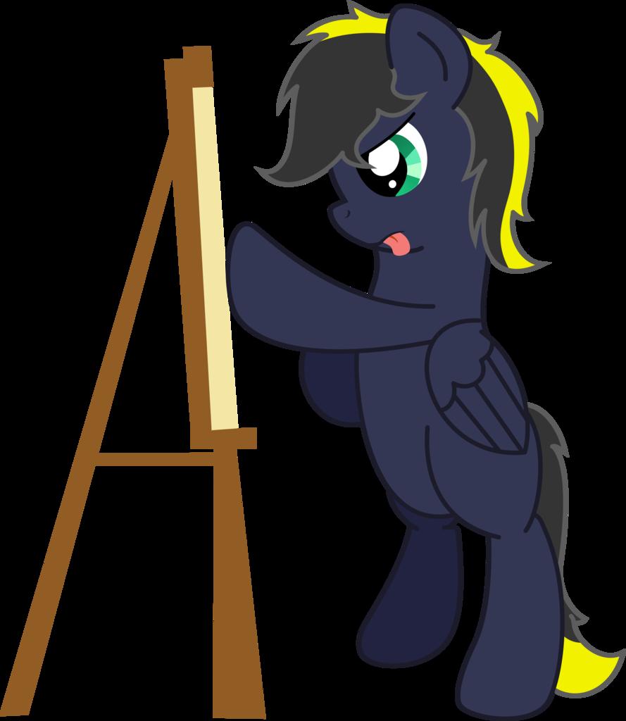 Thunderbolt Drawing