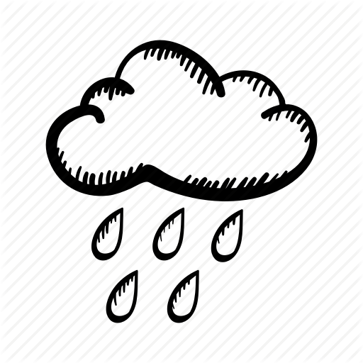 512x512 cloud, rain, sky, storm, thunderstorm, weather, weather forecast icon
