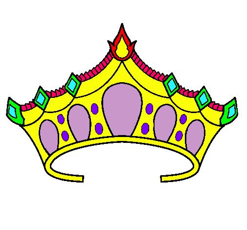 505x470 Crown, Tiara, Drawing, Transparent Png Image Clipart Free Download