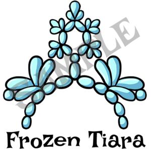 300x300 Frozen Tiara Menu Item Twister Sister Balloon Supplies