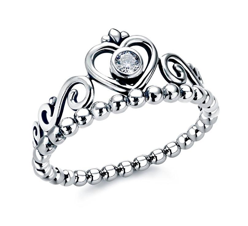 808x736 Princess Tiara Ring Kuellos
