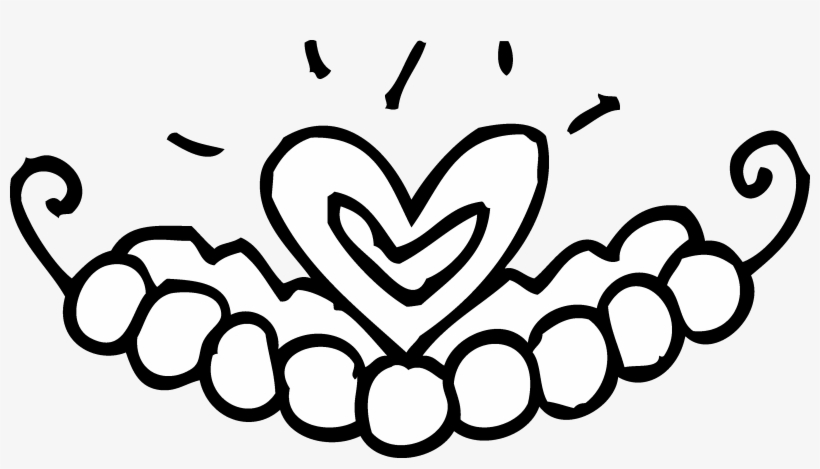 820x469 Tiara Drawing At Getdrawings