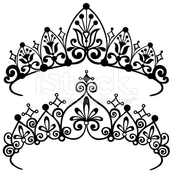 556x556 Princess Crowns
