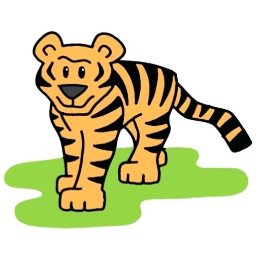 512x512 bengal tiger clipart tiger drawing bengal tiger images clipart